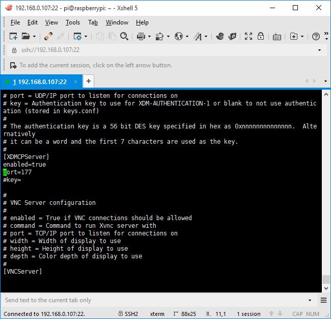 Accessing Raspberry Pi via XDMCP   Netsarang Blog