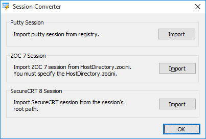 Session Converter Update | Netsarang Blog